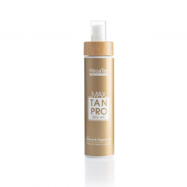 MegaTan Natural Dry Oil Max-Tan Pro 115ml